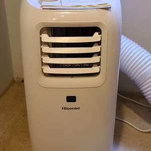Lot # 195 Hisense Portable AC Unit