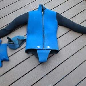 Lot # 202 Harvey Custom Wetsuit