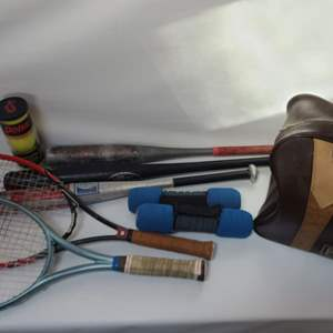 Lot # 215 Sporting Goods & More