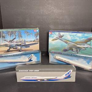 Lot # 216 Model planes