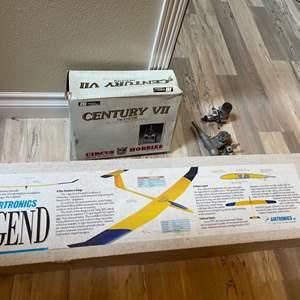 Lot # 217 Airtronics Legend model plane