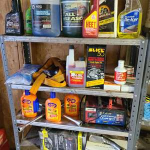Lot # 246 Automotive & Garage Supplies