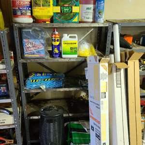 Lot # 247 Home & Garden Supplies