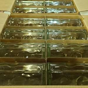 Lot # 252 Pittsburgh Corning Glass Block