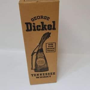 Lot # 268 George Dickel Decanter