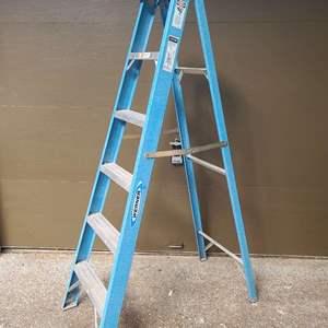 Lot # 288 Werner 6 Foot Ladder