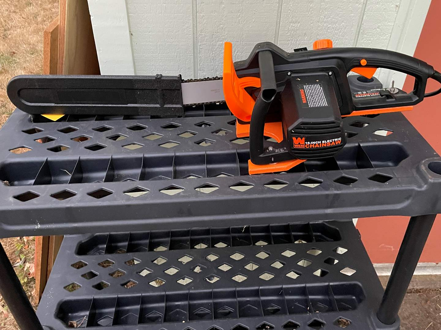 """Lot # 93 - 16"""" Electronic Chainsaw (main image)"""