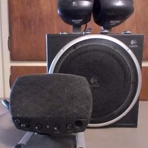 Lot # 135 - Logitech Computer Speakers
