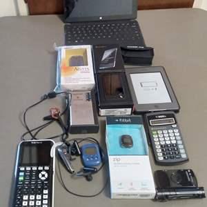 Lot # 136 - Lot of Various Electronics