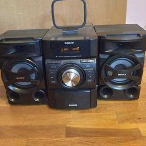 Lot # 138 - Sony Portable Stereo
