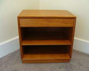 Lot # 7 - Mid-Century Modern Bed Side Table