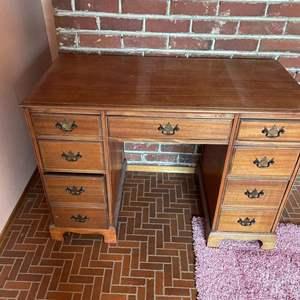 Lot # 13 - Vintage Desk