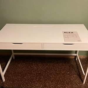 Lot # 14 - IKEA White ALEX Desk