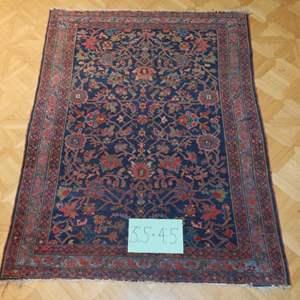 Lot # 21 - Vintage Persian Rug