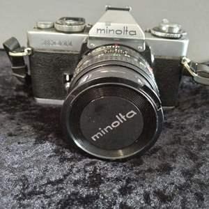 Lot # 41 - Minolta XD11 W/50mm Lens