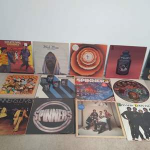 Lot # 44 - Lot of Soul, Funk and Disco LP's