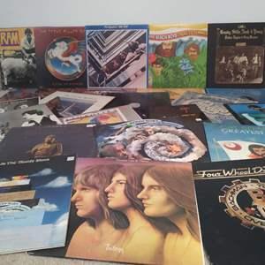 Lot # 45 - Lot of Classic Rock LP's
