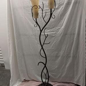 Lot # 58 Designer Floor Lamp
