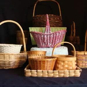 Lot # 95 - Big Basket Collection