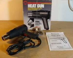 Lot # 101 - Milwaukee Heat Gun Two Speed, 1200 Watts