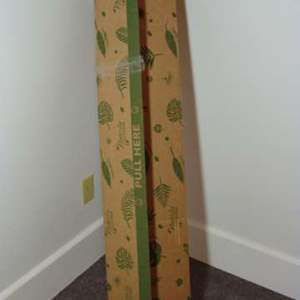 Lot # 108 - Nearly Natural Faux Palm Tree 4' Tall (In box)