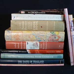 Lot # 116 - A Collection of Twelve (12) Cookbooks