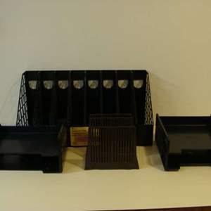 Lot # 118 - Eleven (11) Office Organizers for all occassions