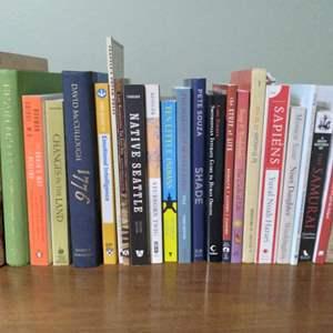 Lot # 120 - Lot of Non Fiction Books