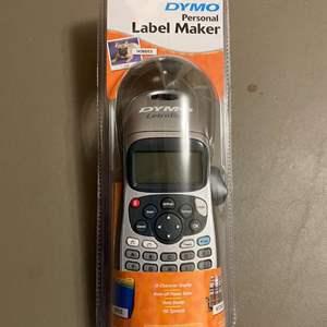 Lot # 143 - DYMO Electronic Label Maker (NIB)