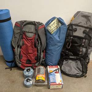 Lot # 157 - Camping Gear Package