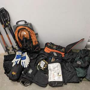 Lot # 160 -  Climbing and Mountaineering Gear Package