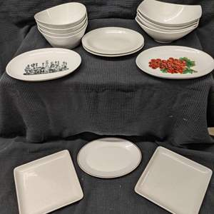 Lot # 170 - Serving Dishes Set #1