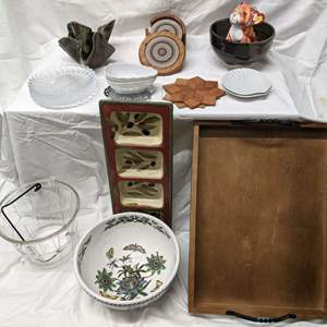 Lot # 171 - Serving Dishes and Items Set #2