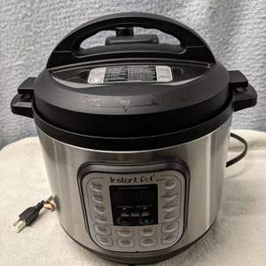 Lot # 178 - Instant Pot IP-DUO80 V2