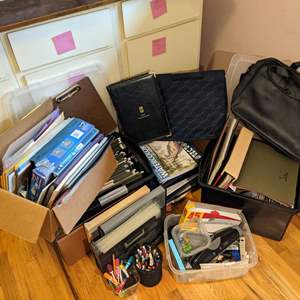 Lot # 181 - Large Lot of Office Supplies