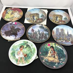 Lot # 26 - Small Lot of Collectors Plates