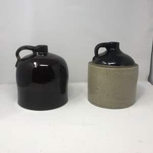 Lot # 102 - 2 Vintage Crocks