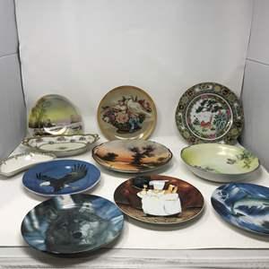 Lot # 114 - Lot of Collectors Plates Few Noritake