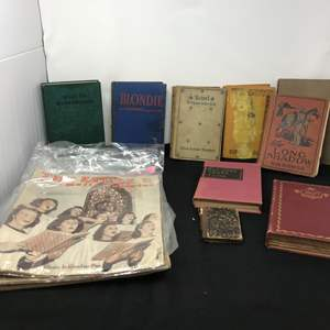 Lot # 209 - Small Lot of Vintage Books