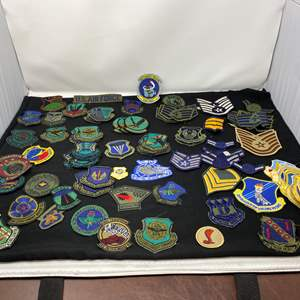 Lot # 17 - Nice Collection of Military Patches