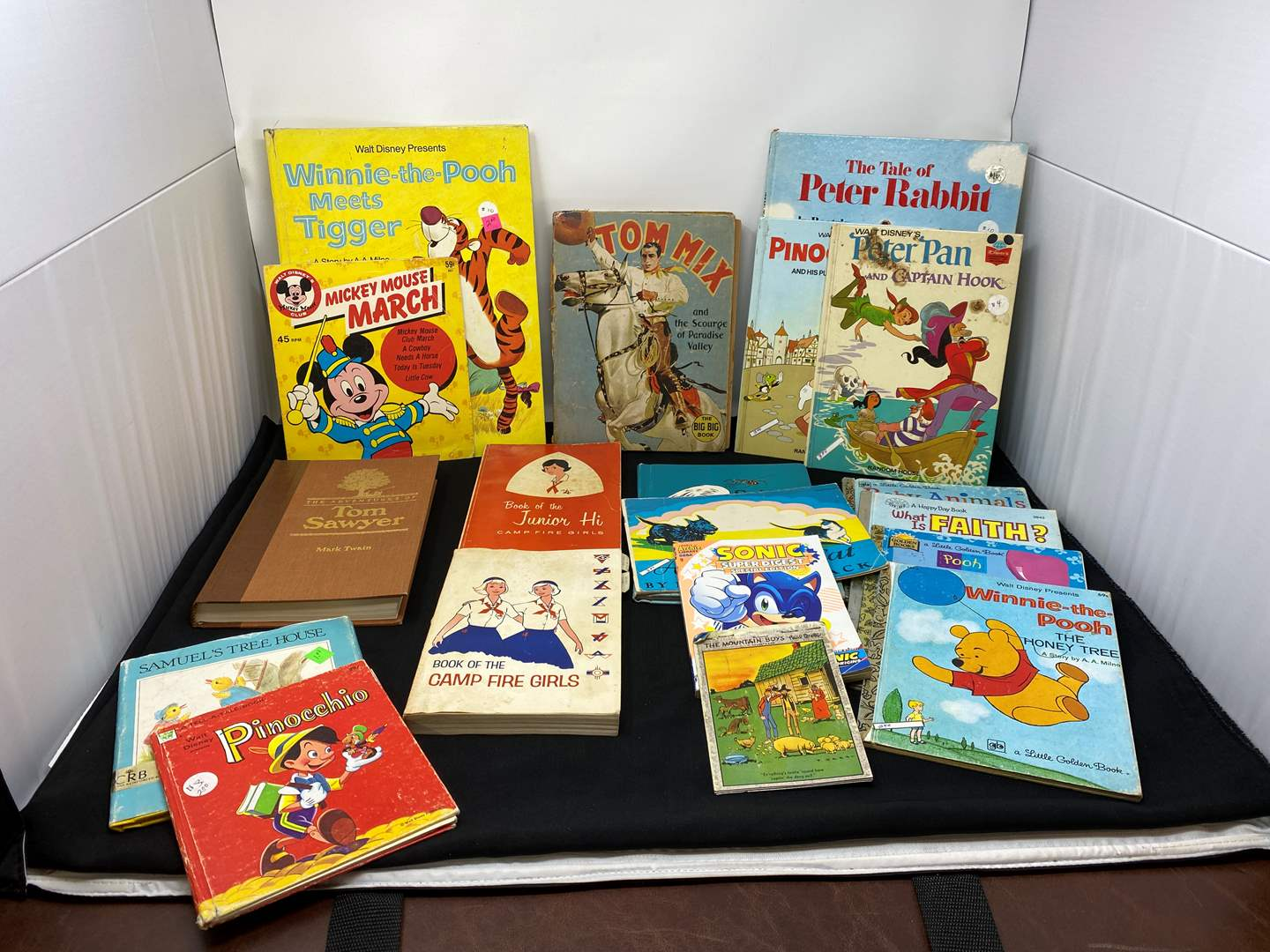 Lot # 18 - Collection of Vintage Children's Books (main image)