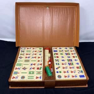 Lot # 67 - Vintage Mahjong Game