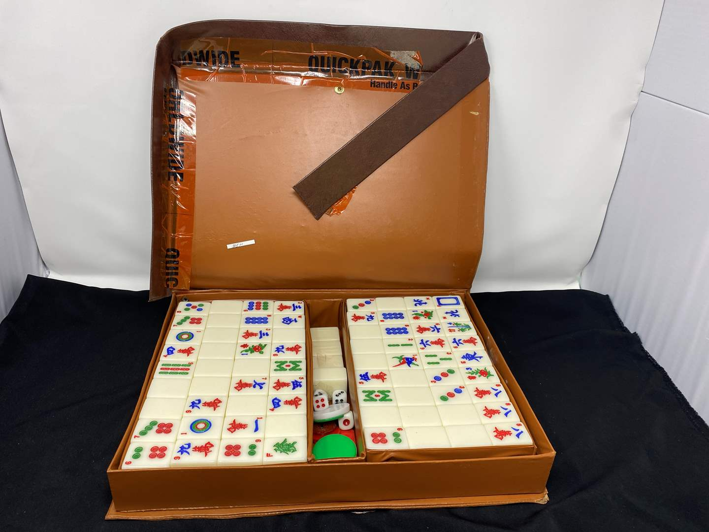 Lot # 68 - Another Vintage Mahjong Game (main image)