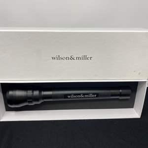 Lot # 69 - New Wilson & Miller Tactical Flashlight