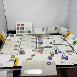 Lot # 124 - Vintage Stamp Collection
