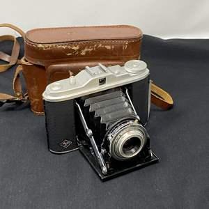 Lot # 132 - Vintage Agfa Isolette Camera