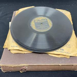 Lot # 150 - Vintage & Antique Records - (See Pictures for Titles)