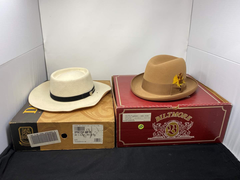 Lot # 166 - Baltimore Hamburg Hat, SL Hat From Nevada (main image)