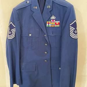 Lot # 200 - Vintage U.S. Airforce Jacket