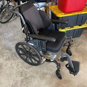 Lot # 213 - CARE FuzeT50 Wheelchair